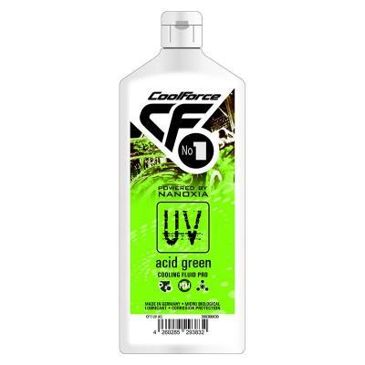 Nanoxia cooling accessoire: CF No.1 UV - Groen