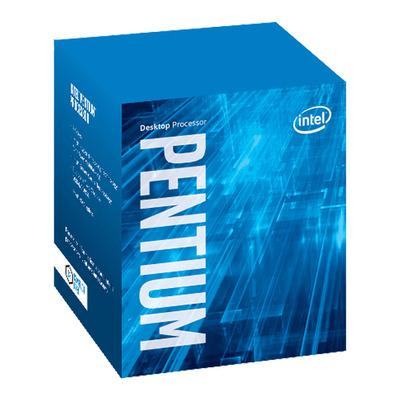 Intel processor: Pentium G4560