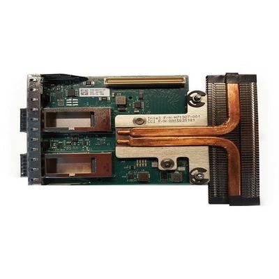 DELL Intel XL710 Dual poort40 GbE QSFP+ rNDC Serveradapter Ethernet PCIe - Full-Height netwerkkaart