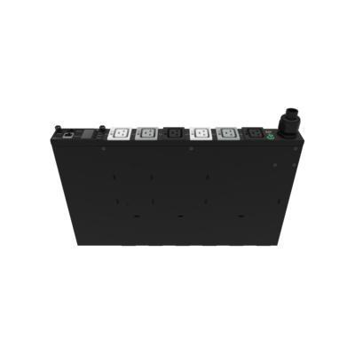 Hewlett Packard Enterprise G2 Metered Modular 3Ph 22kVA/60309 5-wire 32A/230V Outlets (6) .....