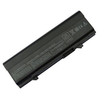 Dell batterij: 6 Cell, 56 Wh, Li-Ion - Zwart