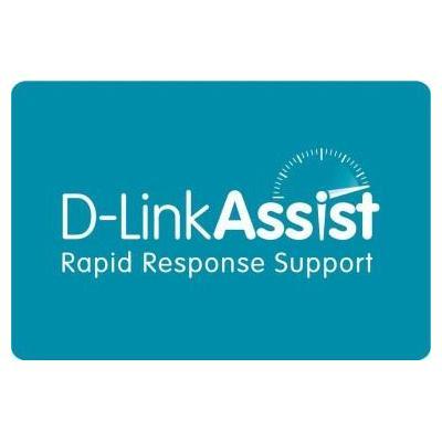 D-Link 3 Years Warranty Extension - A Garantie
