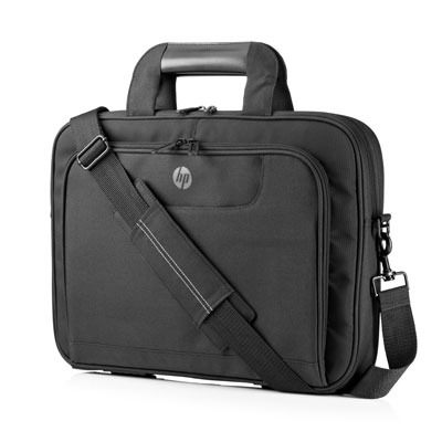 "Hp laptoptas: Value Top Load 16.1"" - Zwart"