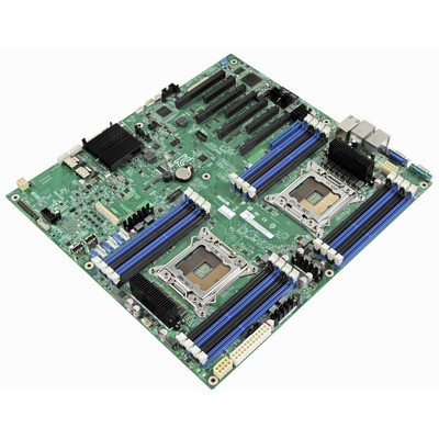 Intel Server Board S2600IP4 Server/werkstation moederbord