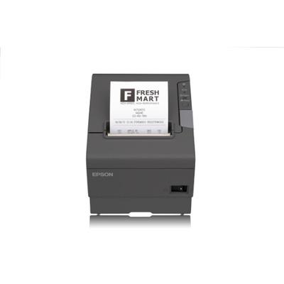 Epson pos bonprinter: TM-T88V (953) - Zwart