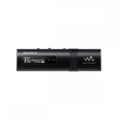 Sony MP3 speler: Walkman NWZ-B183F - Zwart