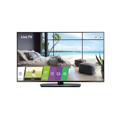 LG 55UT761H Led-tv - Zwart