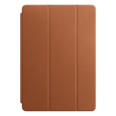 Apple tablet case: Leren Smart Cover voor 10.5'' iPad Pro - Saddle Brown - Bruin