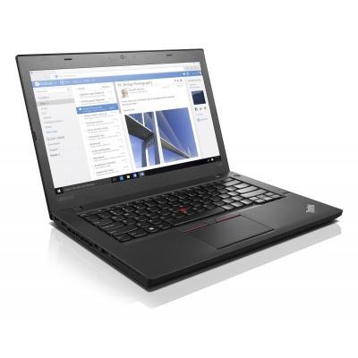 Lenovo laptop: ThinkPad T460 - Zwart