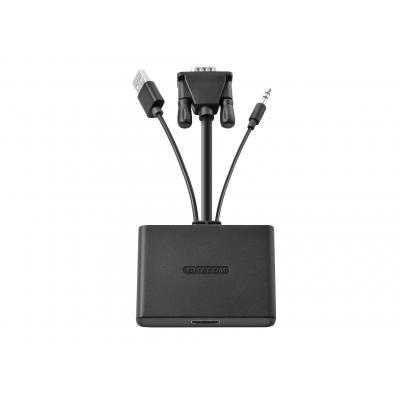 Sitecom kabel: CN-352 VGA + Audio to HDMI Adapter