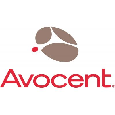 Avocent vergoeding: 1Y, Gold, 24/7, HW Maintenance ACS16PT