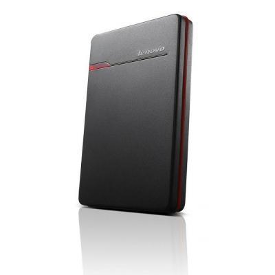 Lenovo externe harde schijf: 55Y9263 - Zwart