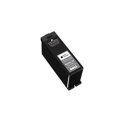 Dell inktcartridge: éénmalig gebruik V715w zwarte-inktcartridge met hoge capaciteit - kit