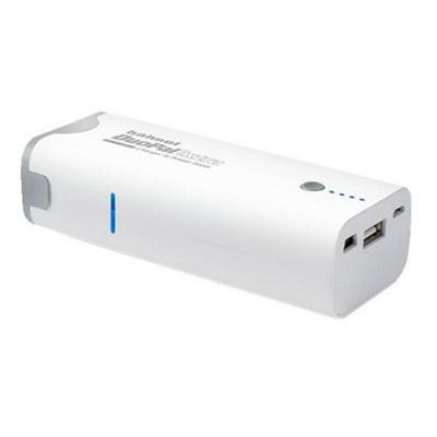 Hahnel powerbank: DuoPal Extra Kit - Grijs, Wit