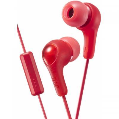 Jvc headset: HA-FX7M-R-E - Rood