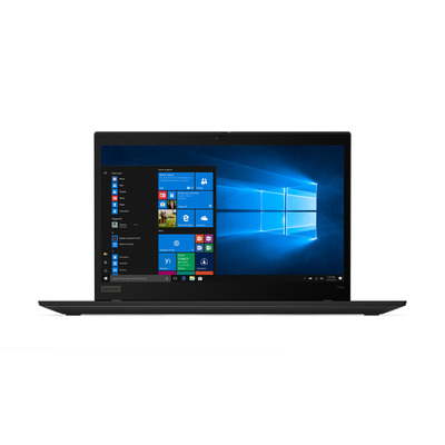 Lenovo ThinkPad T14s - QWERTY Laptop - Zwart