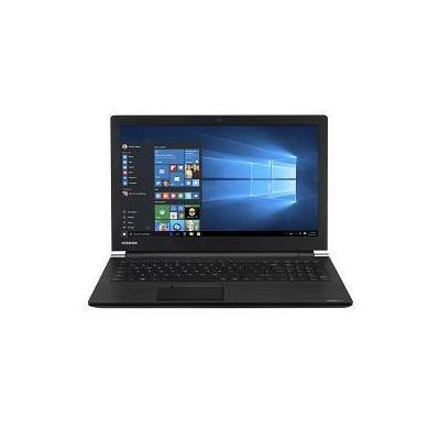 Toshiba laptop: Satellite Pro Satellite Pro A50-C-11M - Zwart