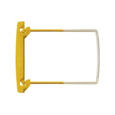Jalema inbinder: Clip Stickup - Geel