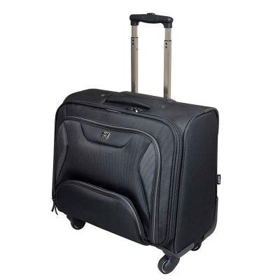 Port designs bagagetas: Manhattan Pro 4W - Zwart