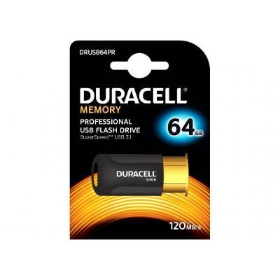 Duracell DRUSB64PR USB flash drive