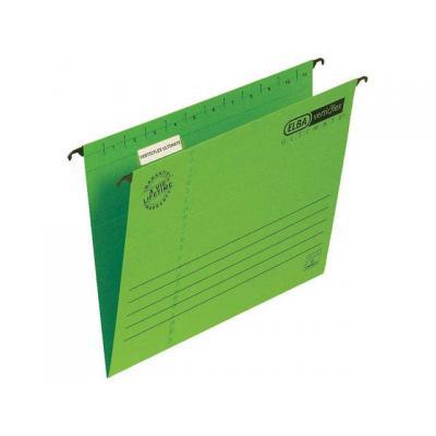 Elba hangmap: Hangmap Verticflex A4 V groen/ds 25