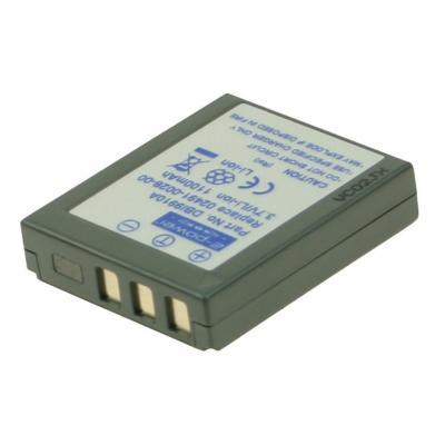 2-power batterij: DBI9910A - Zwart