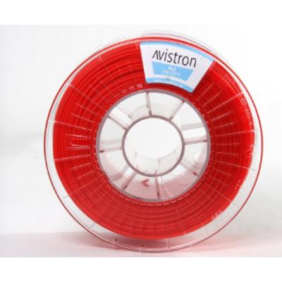 Avistron AV-PLA285-RE 3D printing material - Rood