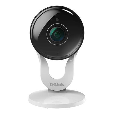 "D-Link 1/2.7"", 2MP, CMOS, F2.4, microSD, H.264/MJPEG, 802.11n/g/b, Bluetooth, 105 g Beveiligingscamera - Wit"