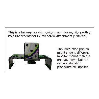 Brodit Monitor mount, Tablet DVD Monitorarm