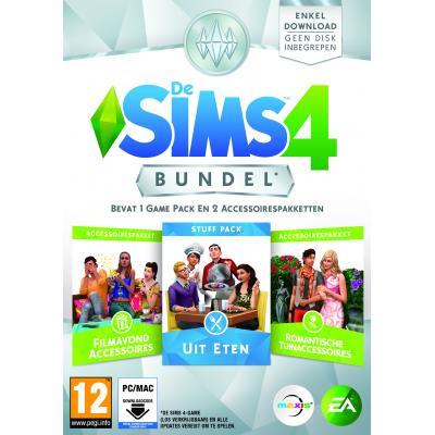 Electronic arts game: De Sims 4 - Bundel Pack 5 (Code in a Box)  PC / MAC