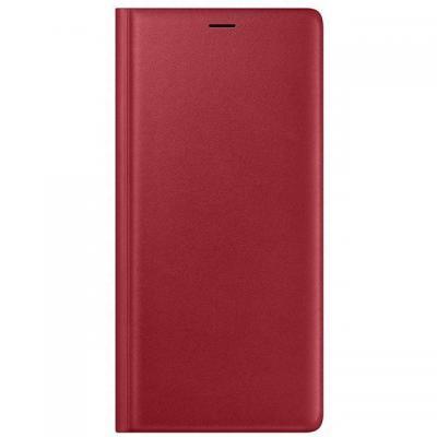 Samsung mobile phone case: Leren Wallet Cover - Rood