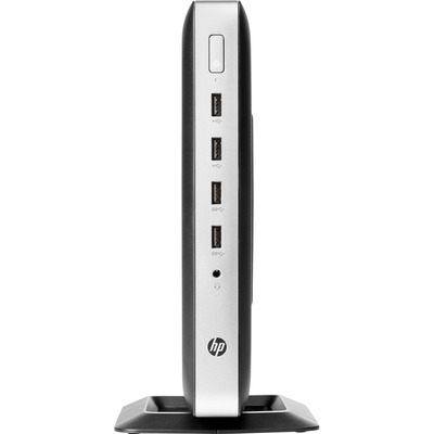 Hp thin client: t630 - Zilver