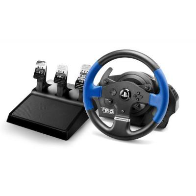 Thrustmaster game controller: T150 PRO ForceFeedback - Zwart, Blauw