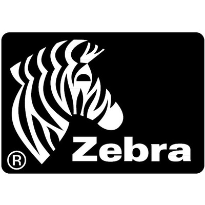 Zebra Z-Perform 1000T 101.6 x 76.2mm Roll Etiket - Wit
