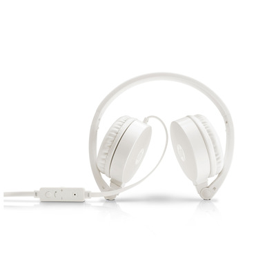 HP H2800 Headset - Wit