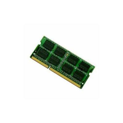 2-power RAM-geheugen: 8GB DDR3 PC3-14900 SO-DIMM 1866MHz 1.35V - Groen