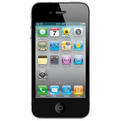 Apple smartphone: iPhone iPhone 4S Zwart 16GB [simlock vrij] (Approved Selection Budget Refurbished)