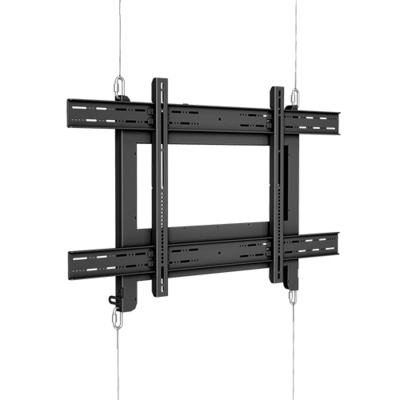 """Chief Cable Floor-to-Ceiling Flat Panel Mount, max 59 kg, 49""""/55"""", Black TV standaard - Zwart"""