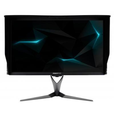 Acer monitor: Predator X27 - Zwart