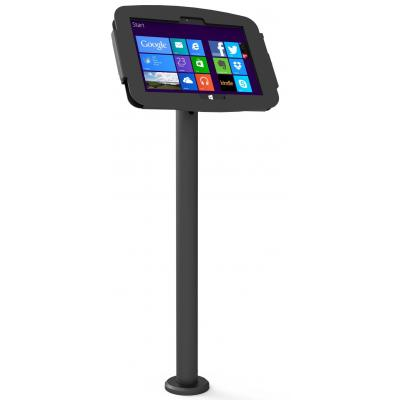 Maclocks Surface Stand with Cable Management, 60 cm - Zwart