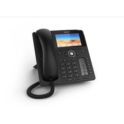 Snom D785 IP telefoon - Zwart