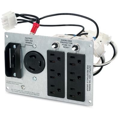 APC SUA027RM Energiedistributie-eenheden (PDU's)