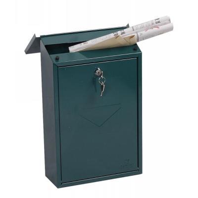 Phoenix 391 x 270 x 115 mm, Key Lock, 2 kg, Green