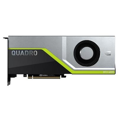 DELL NVIDIA Quadro RTX 6000 24 GB, 250W, Dual Slot, PCIe x16, Passive, Full Height GPU Videokaart