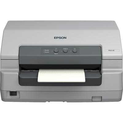 Epson PLQ-22 CSM w USB Hub Dot matrix-printer - Grijs