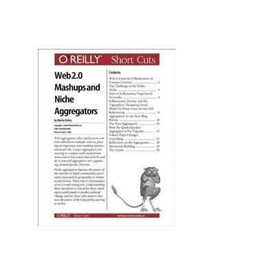 O'Reilly boek: Media Web 2.0 Mash-ups and the New Aggregators - eBook (PDF)