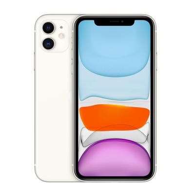 Apple iPhone 11 Smartphone - Wit 128GB
