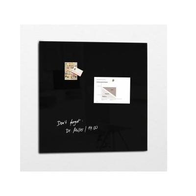 Sigel magnetisch bord: GL200 - Zwart