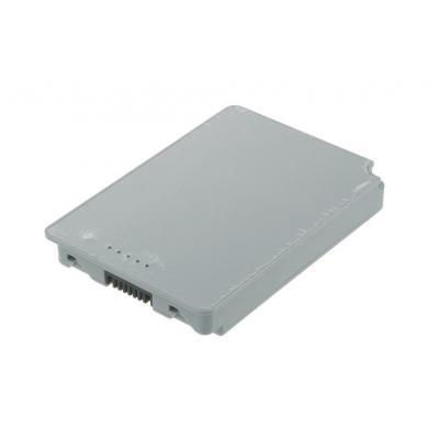 2-power batterij: Internal Battery for Apple G4 - Grijs