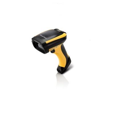 Datalogic PowerScan PM9300 barcode scanner - Zwart, Geel